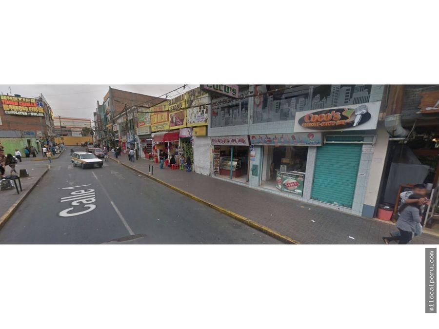 local comercial en venta independencia