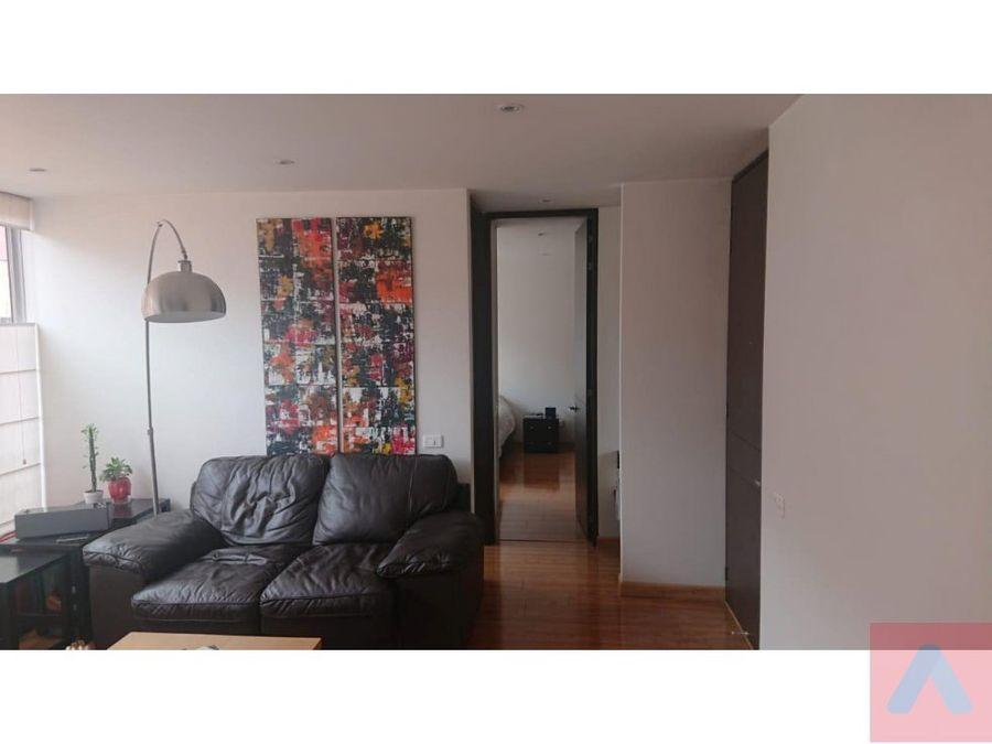 venta apartaestudio de 44m2 en contador 1 habitacion