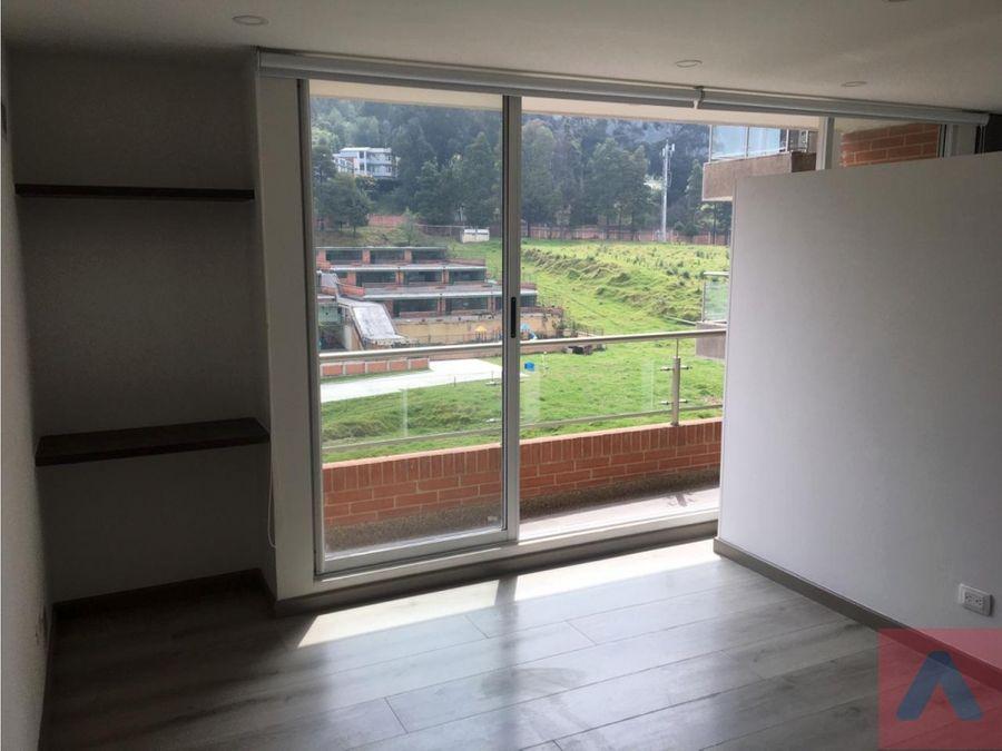vendorento apto chapinero alto 51 m2 una alcoba 2 wc balcon