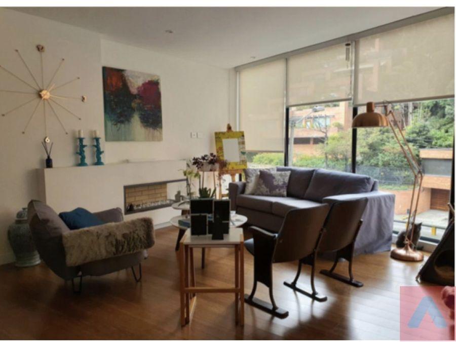 ventarenta apartamento en el refugio100m2 2 alcobas 3 banos balcon
