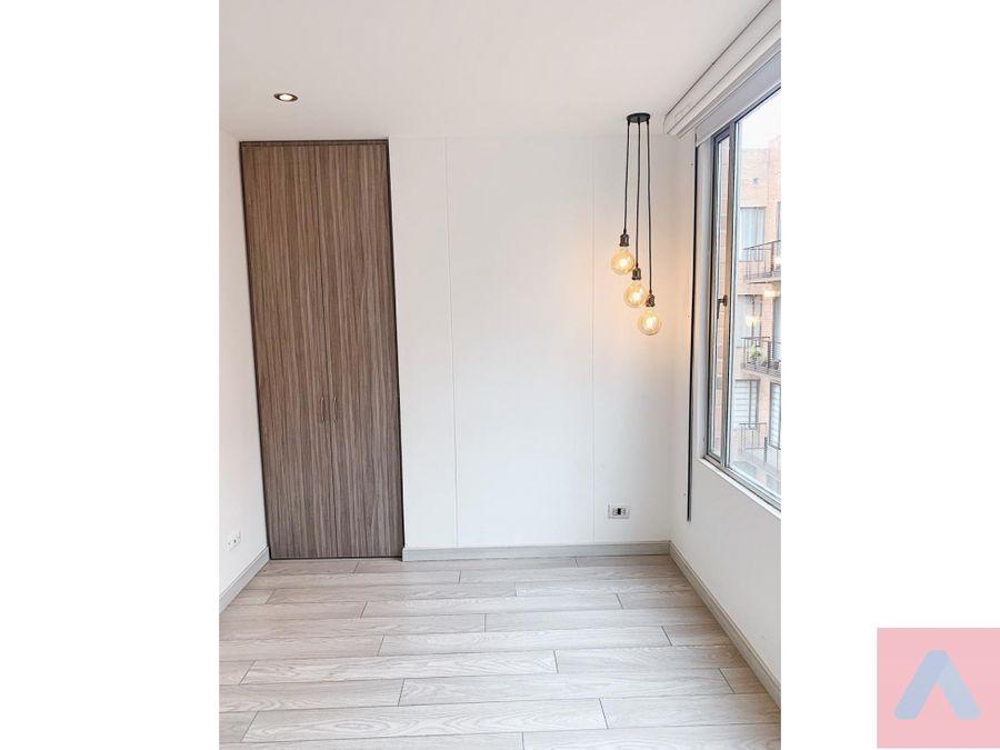 vende renta apartamento chico navarra 117m2 3 alcobas3 wc balcon