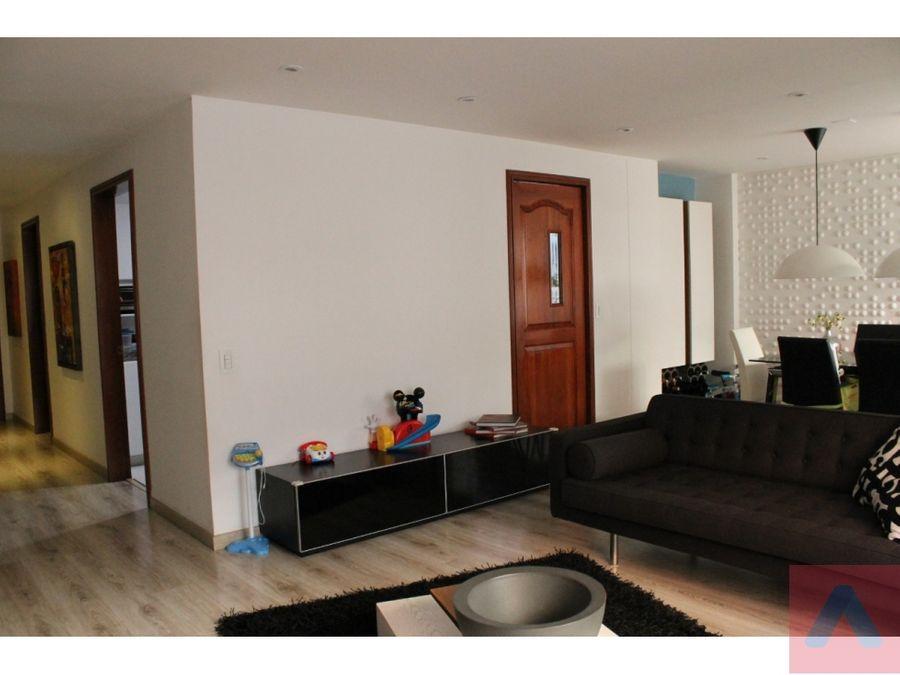 ventarento apartamento en bella suiza 141m2 3 alcobas
