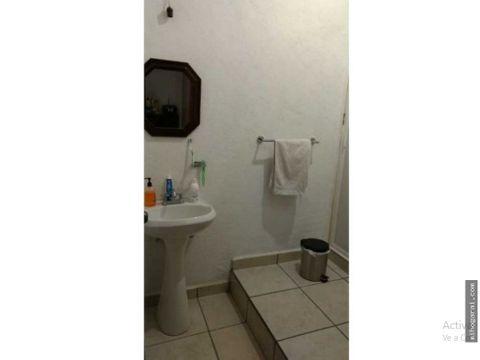 casa en venta en condominio con alberca morelos