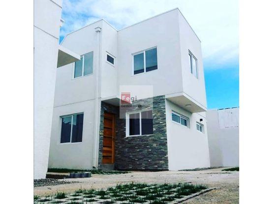casas nuevas en condominio exclusivo villa alemana
