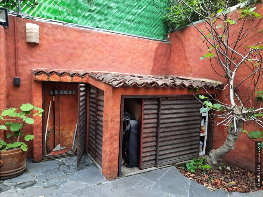 excelente casa en los reyes coyoacan