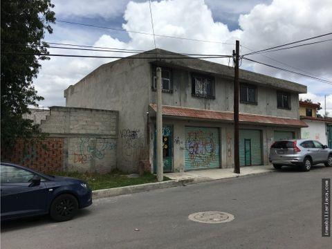 teotihuacan venta de casa con departamentos y locales cercapiramides