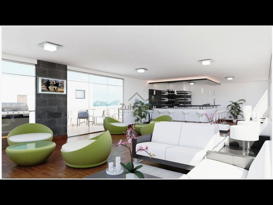 apartamento en venta en santiago wpa14 c