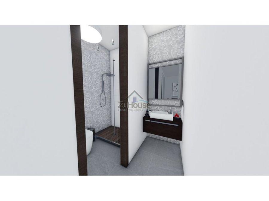 apartamento en venta reparto panorama stgo za17 b