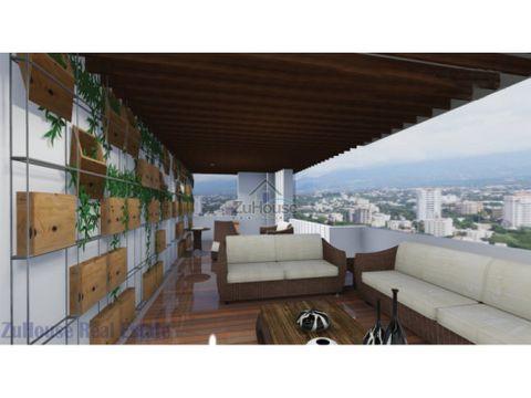penthouse en venta en la trinitaria stgo wpa111 f