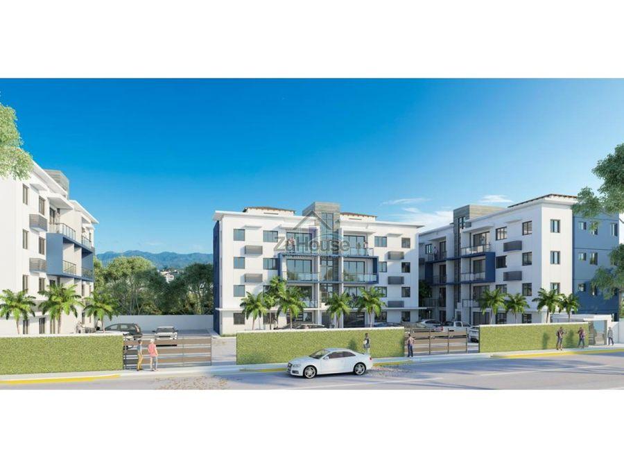 apartamento en venta en llanos de gurabo wpa32 b