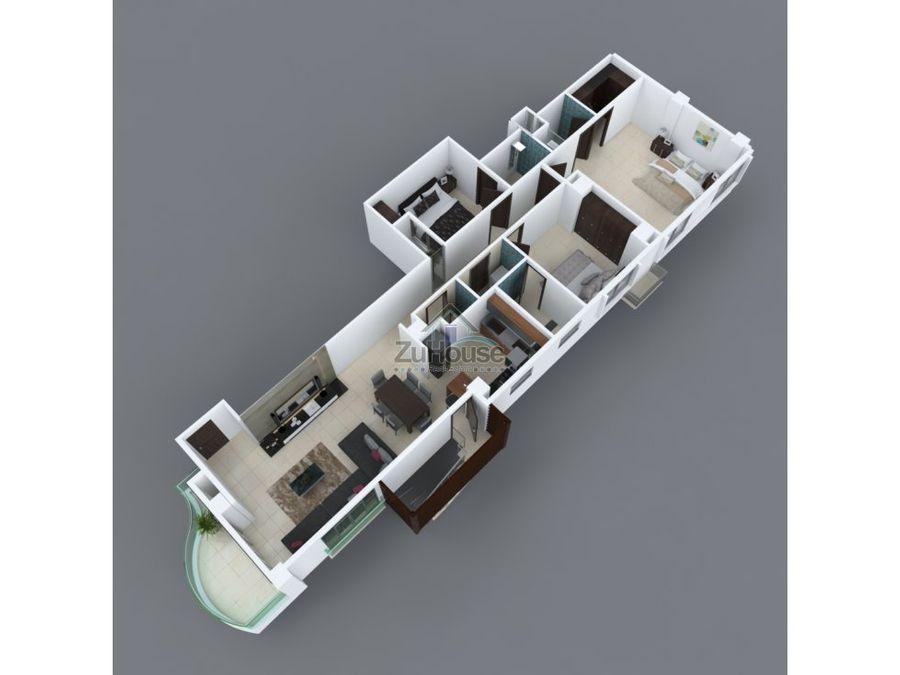 apartamentos en venta en cerros de gurabo wpa34 a