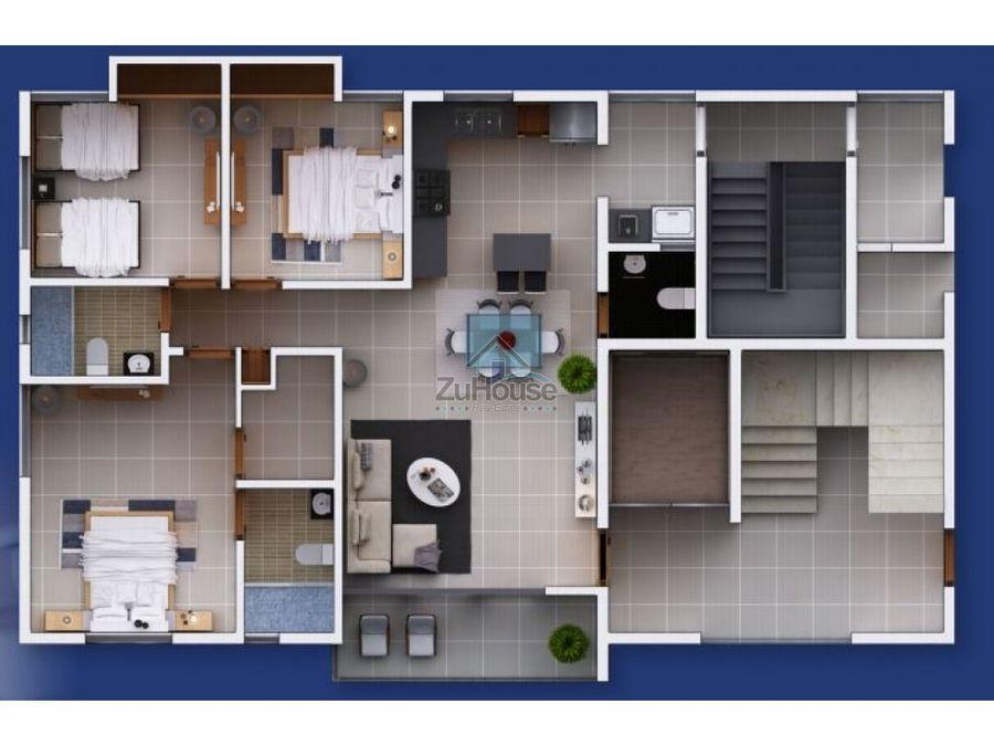 apartamentos carretera duarte santiago wpa79