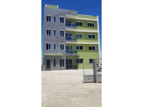 apartamento en venta los alamos santiago za51 a