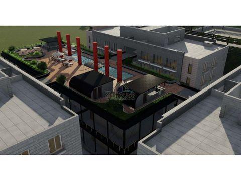 apartamentos de 2 habitaciones en venta en bavaro punta cana wpa10 t2f