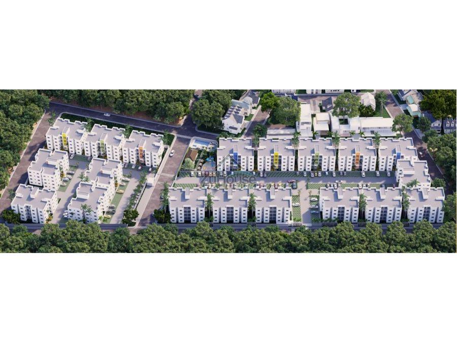 apartamentos en venta 1er y 2do nivel proximo a la otra banda wpa26 a
