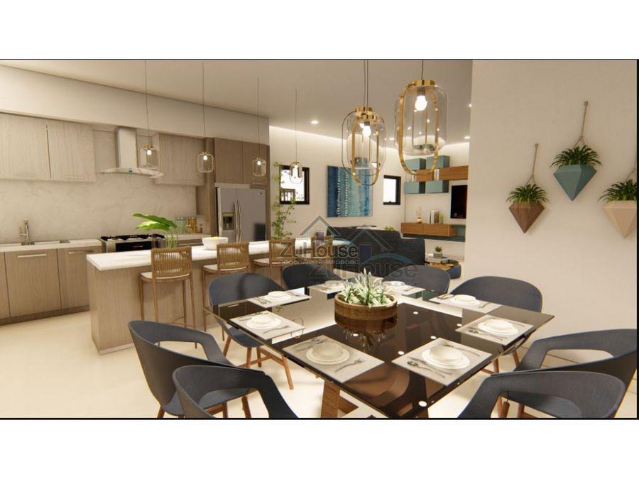 apartamento en venta en puerto plata wpa86 d