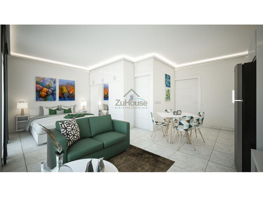 apartaestudio en venta en planos en sosua wpa70 a2