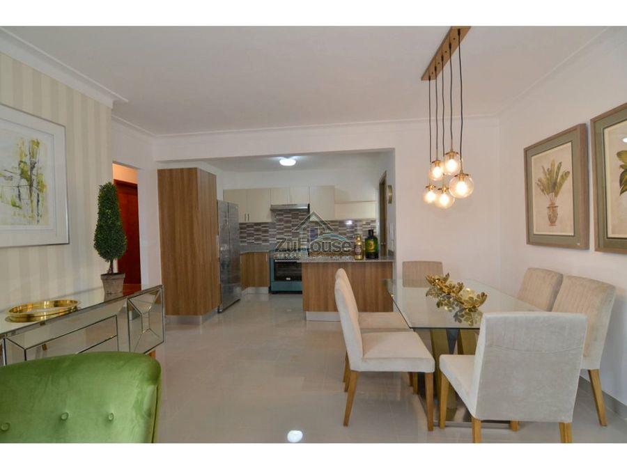 apartamento en venta en santiago wpa109