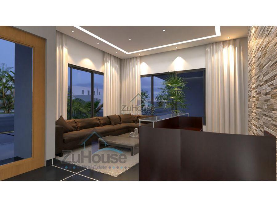 apartamento en venta la esmeralda santiago za49 c
