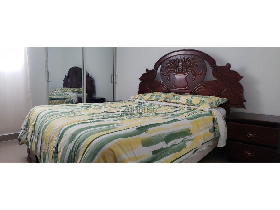 apartamento en renta en santiago de los caballeros awpa01