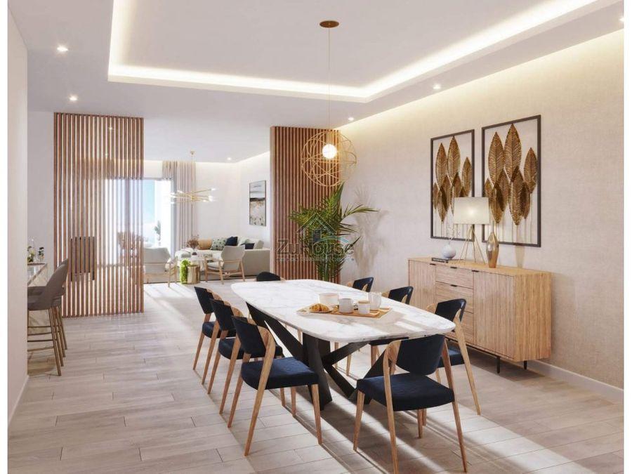 penthouses en venta en playa bavaro wpa146 cc