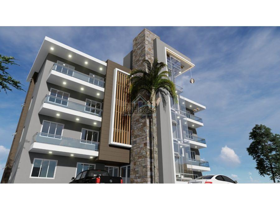 apartamentos en venta de 143 mt en villa maria santiago wpa38 b