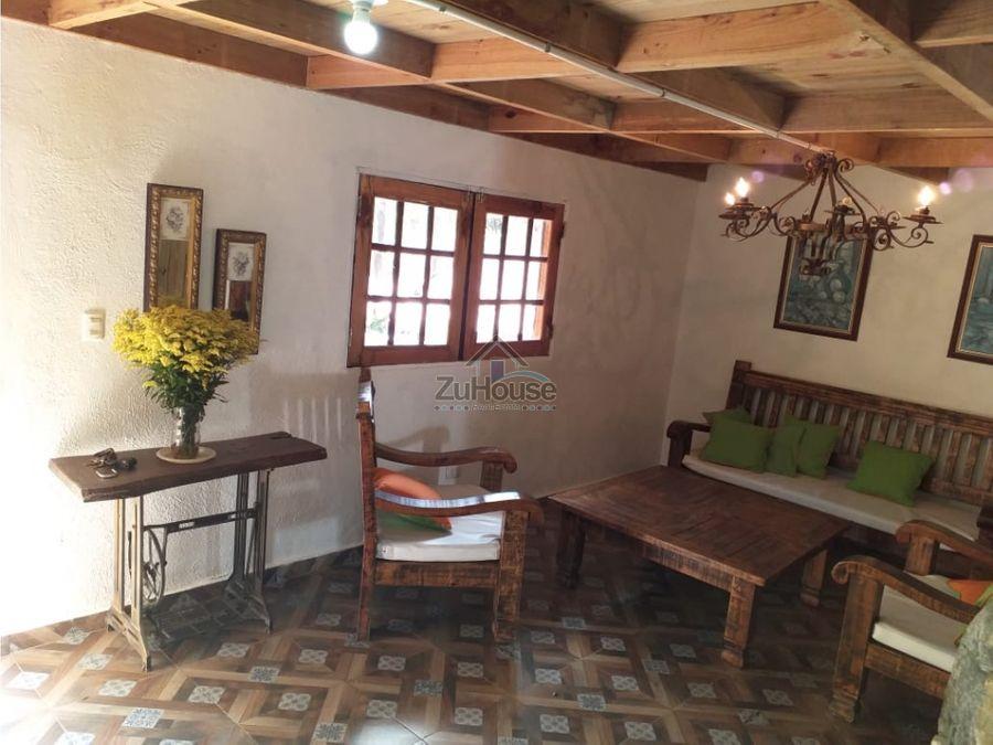 casa de campo en venta en constanza arroyo frio wpv09