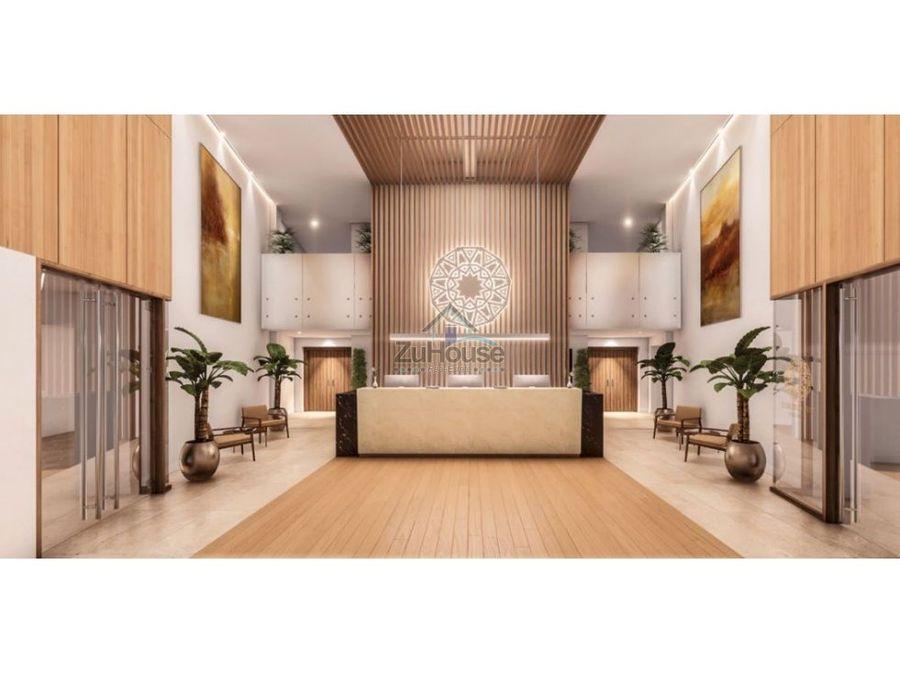 apartamento en venta en 1er nivel en samana wpa129 d2