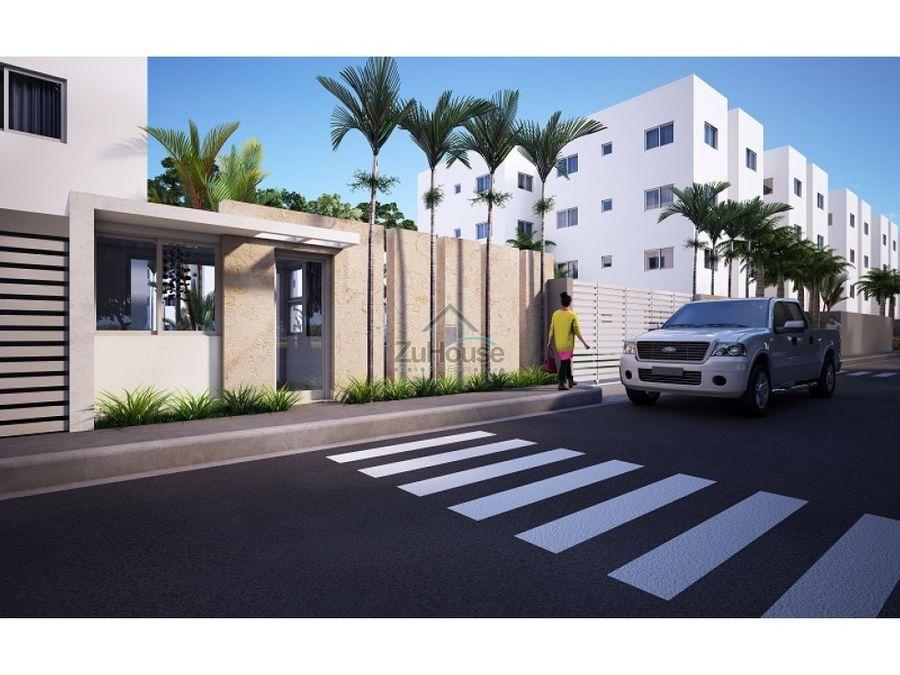 apartamento en venta en res con piscina prox a la otra banda wpa26 c