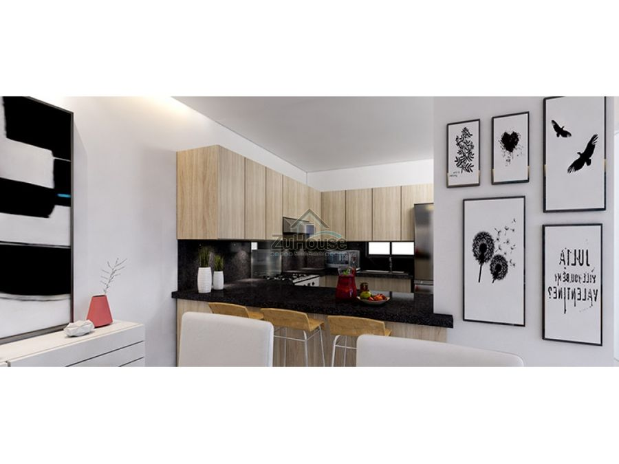 apartamento en venta con piscina en padre las casas santiago wpa65 a4