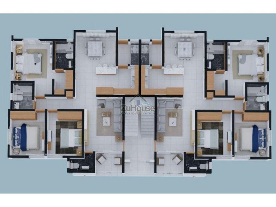 apartamento en venta en planos proximo al homs wpa45 a1