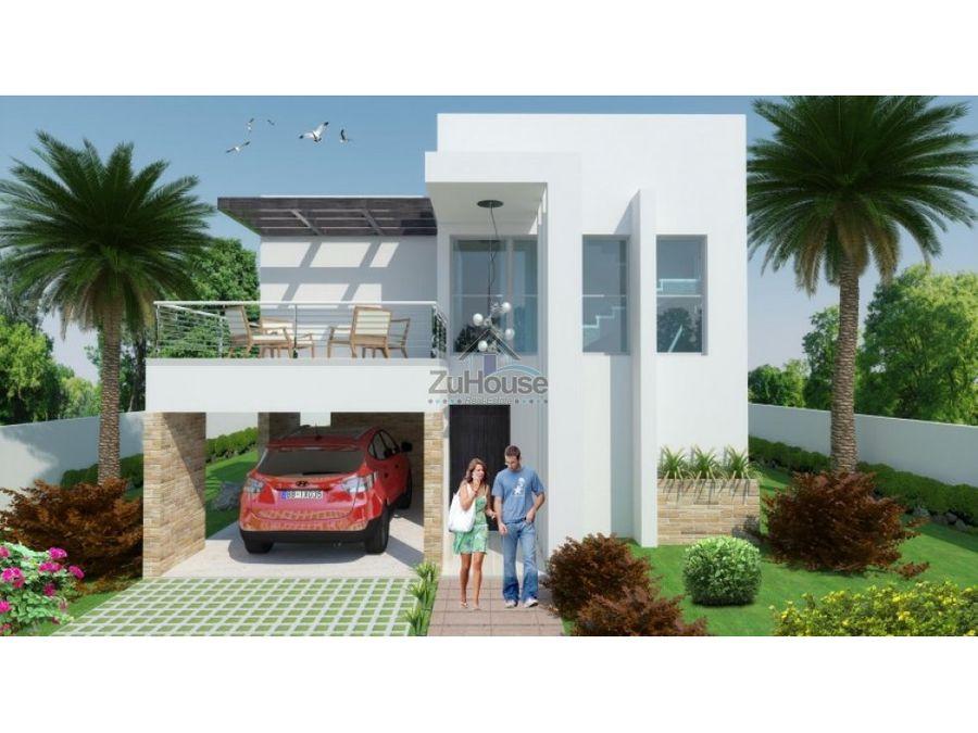 villa en venta en sosua puerto plata wpv03
