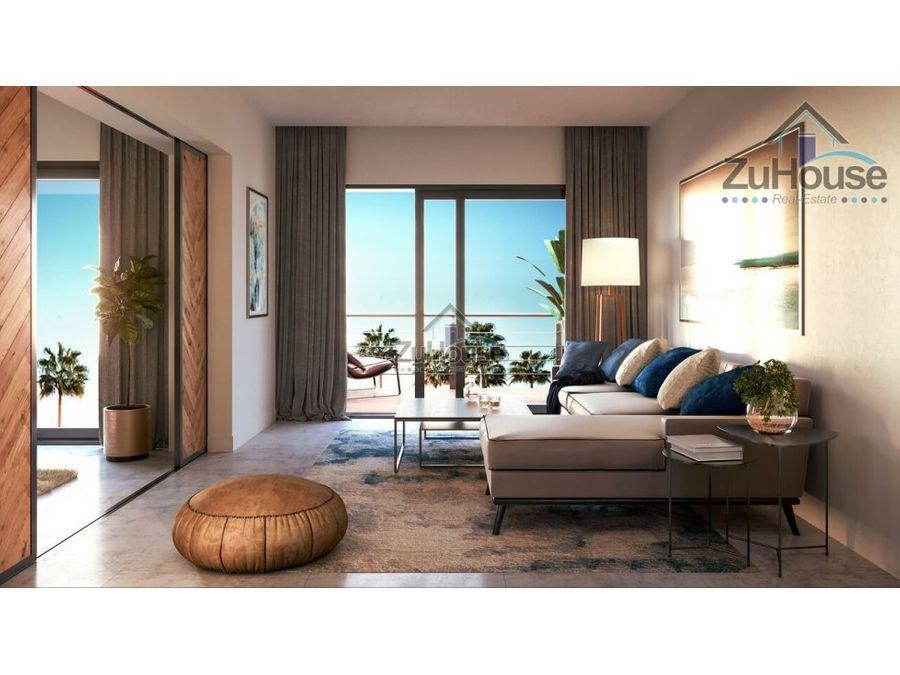 apartamento en venta en playa de punta cana wpa68 c