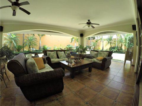 casa en venta en la esmeralda santiago wpc03