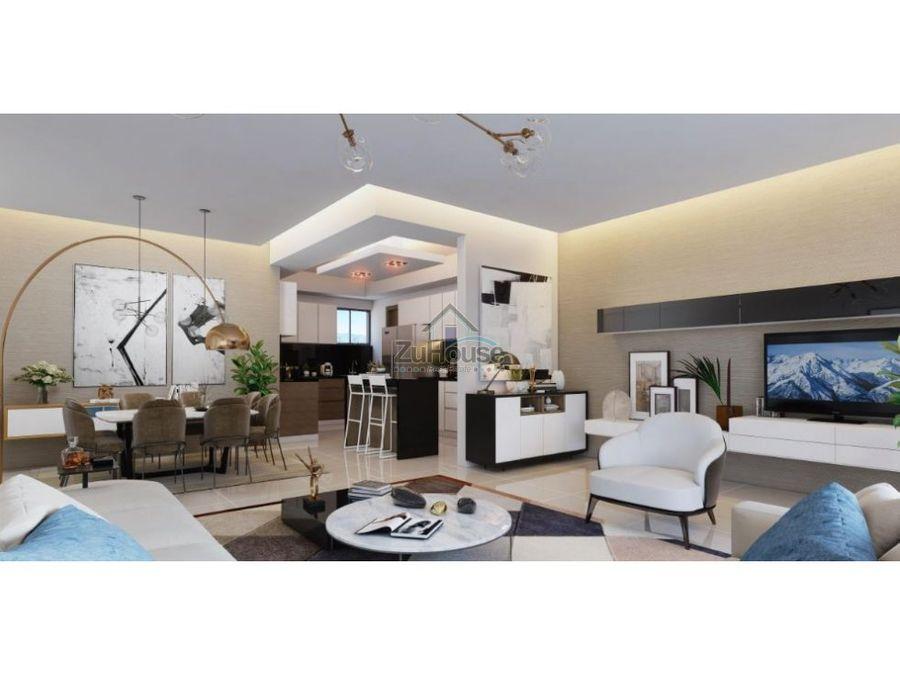 apartamento en venta en planos en villa olga santiago wpa59 b2