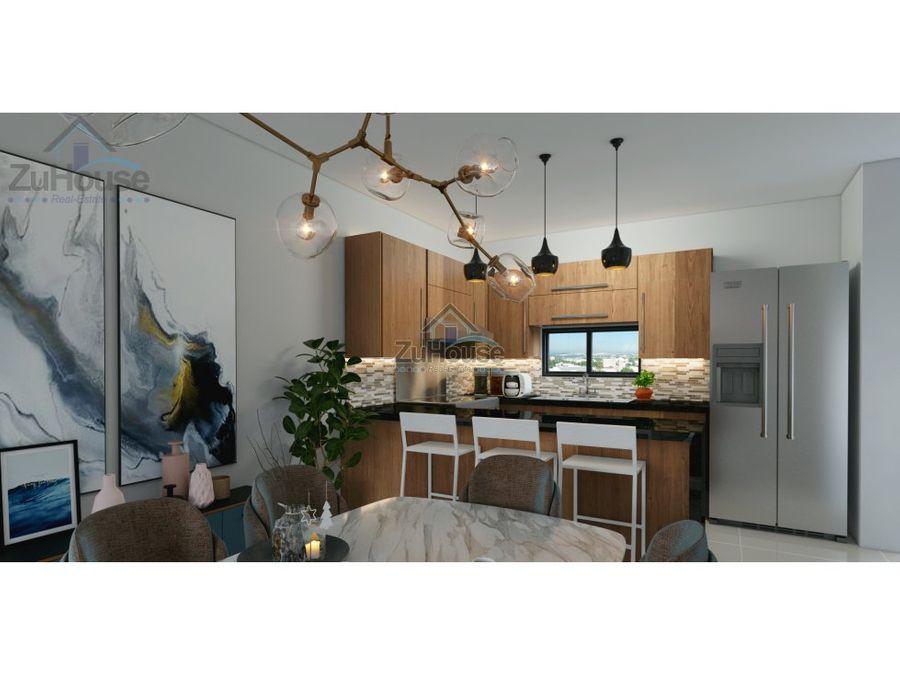 apartamento en venta en llanos de gurabo wpa26 d