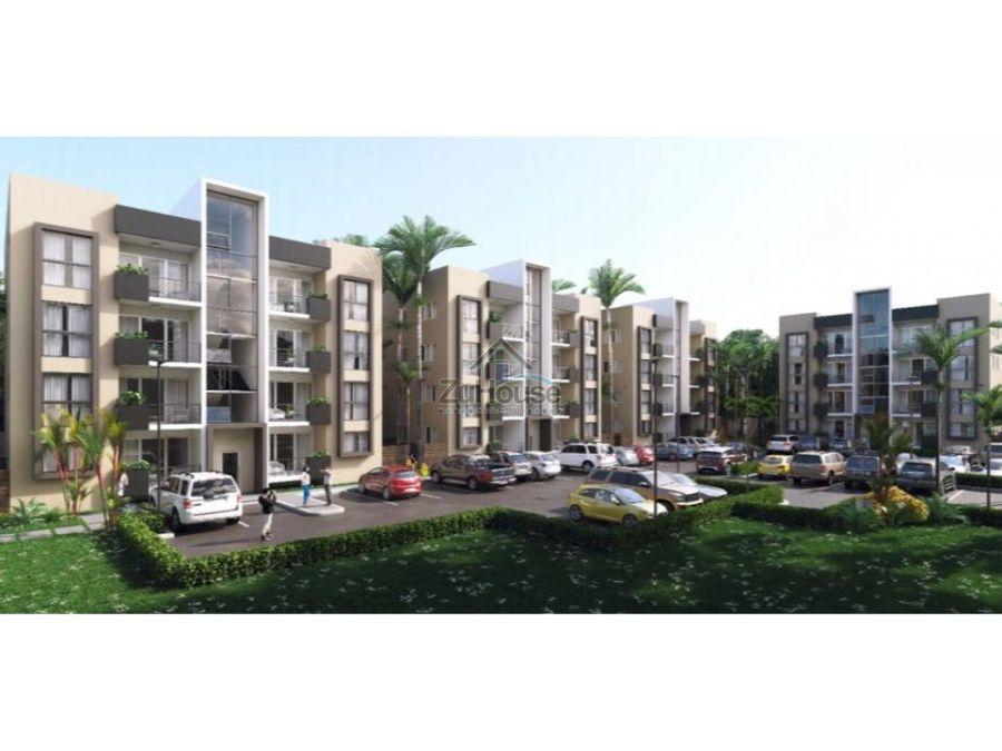 apartamentos en venta en planos en gurabo santiago wpa02