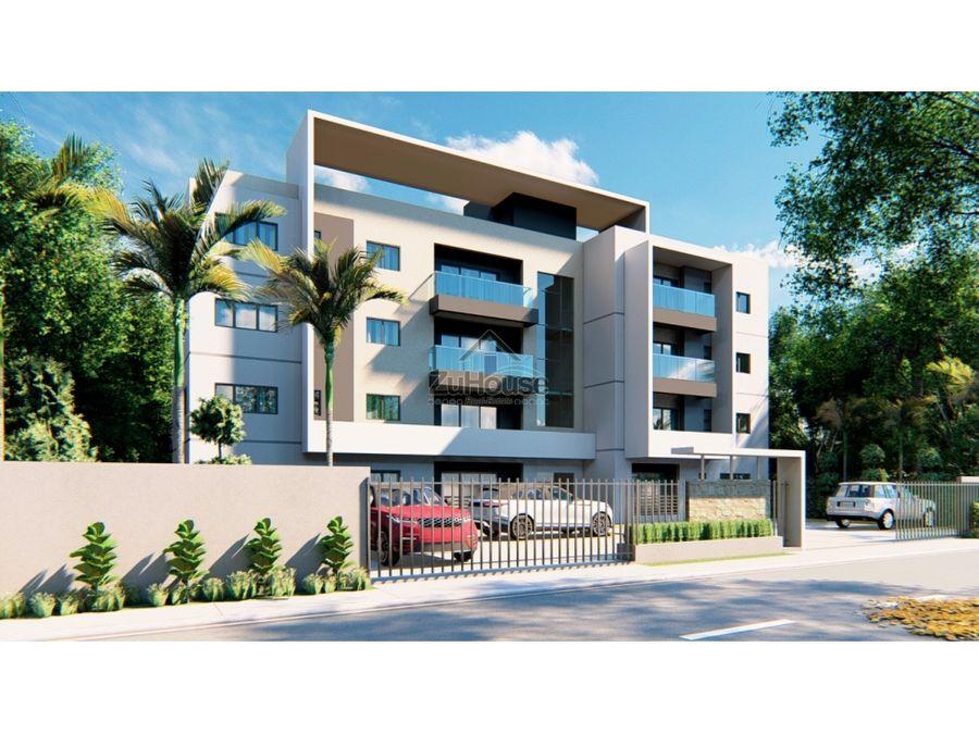 apartamentos en venta en en planos en gurabo santiago wpa37 b2