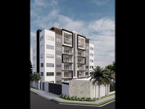 apartamentos en planos en torre en urb thomen santiago bda03a