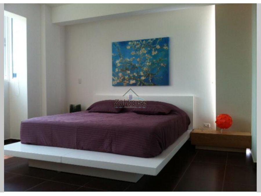 apartamento en venta en tranquila urbanizacion de santiago aja04