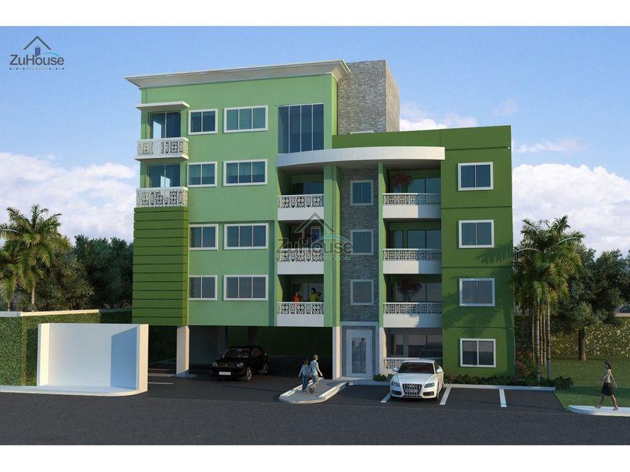 apartamento en venta en el paraiso santiago wpa58
