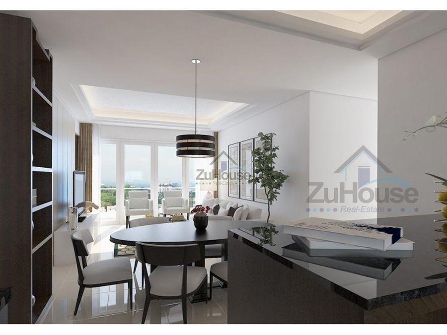 apartamento en venta reparto consuelo stgo za23 i