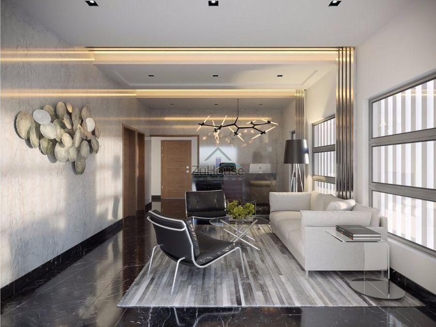 apartamento en venta en santiago wpa117