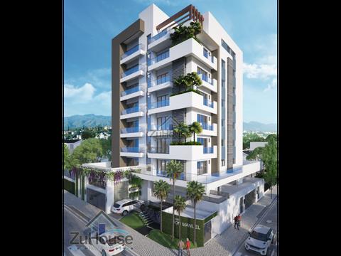apartamentos en venta en torre de cerros de gurabo santiago wpa127 a