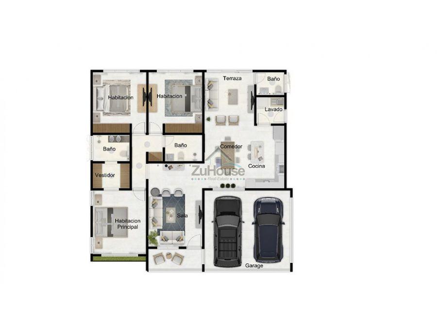 casa en venta en gurabo santiago wpc08 a
