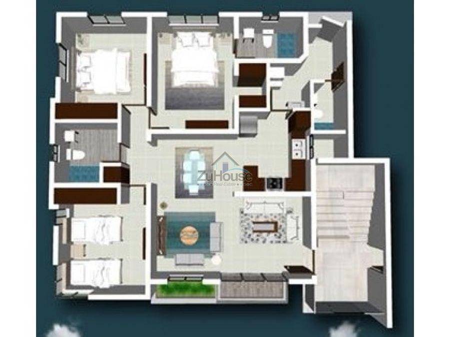 venta de apartamentos en los alamos stgo za01 a
