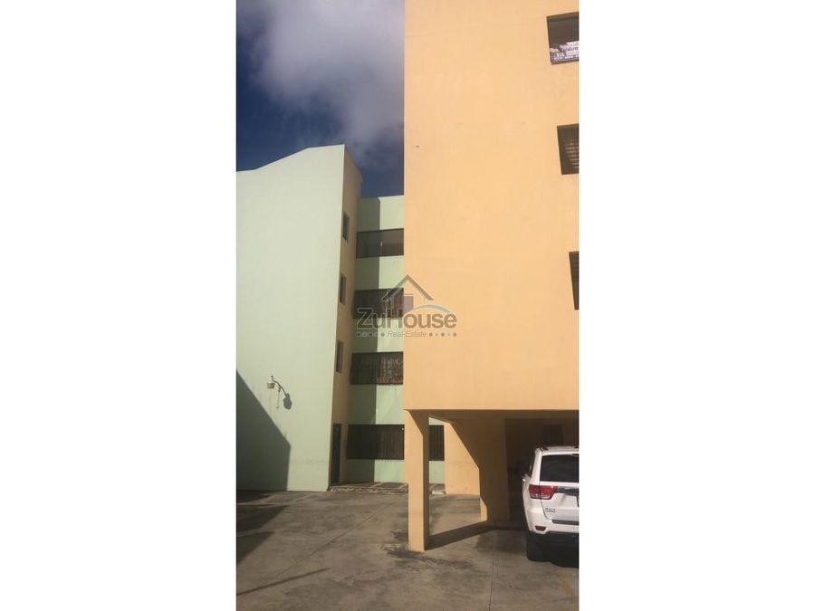 apartamento en venta en la loteria santiago wpa11