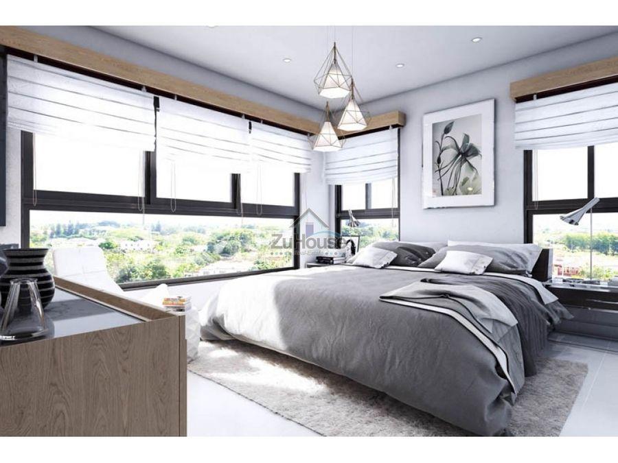 apartamentos en venta en planos en urb thomen santiago wpa61