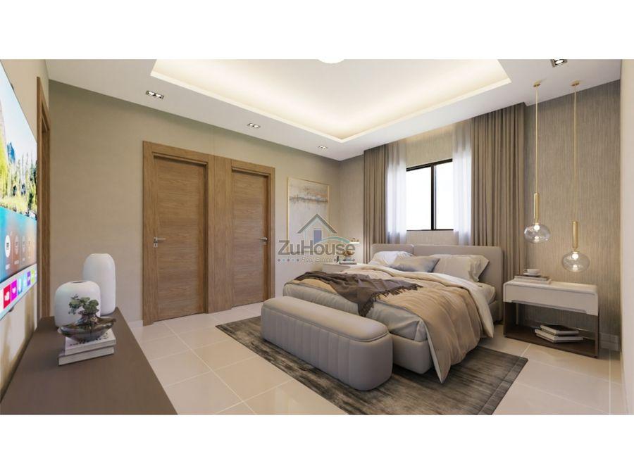 apartamentos 2 habitaciones en venta en 2do nivel gurabo wpa22 a2