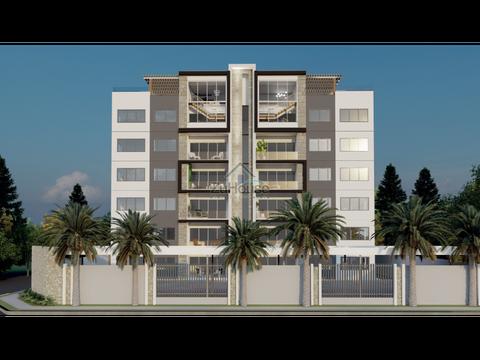 apartamento en torre en urb thomen santiago bda03